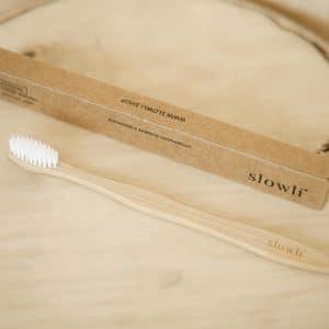 Bambukinis dantų šepetėlis Standard
