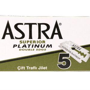 Skutimosi peiliukai Astra Premium (5 vnt.)