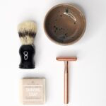 Skutimosi rinkinys Bowl Shaving Set